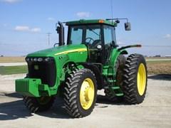Tractor For Sale 2005 John Deere 8220 , 225 HP