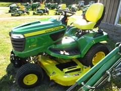 Riding Mower For Sale:  2015 John Deere X730
