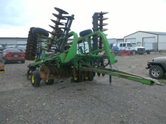Disk Harrow For Sale John Deere 335