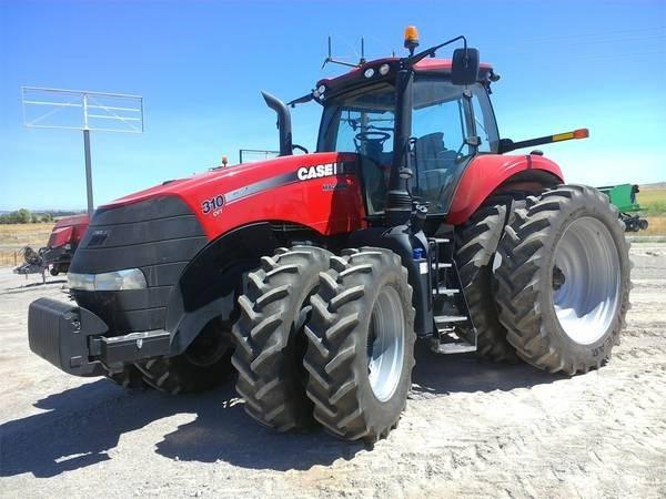 2015 Case IH MAGNUM 310 CVT Tractor For Sale