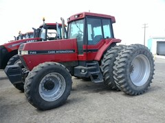 Tractor For Sale 1988 Case IH 7140 , 197 HP