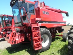 Combine For Sale 1989 Case IH 1640