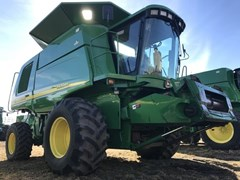 Combine For Sale:  2001 John Deere 9650 STS