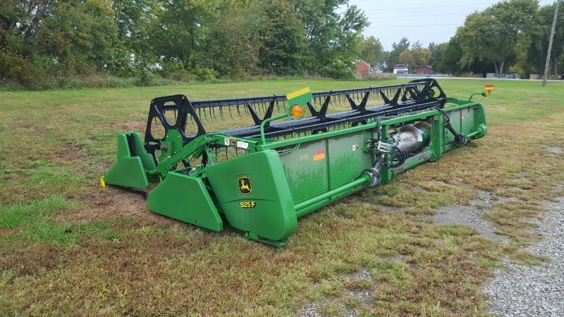 2002 John Deere 925F Header-Flex For Sale