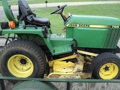Tractor For Sale:  1992 John Deere 755 , 20 HP