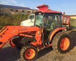 Tractor For Sale: 2011 Kubota L5740, 54 HP