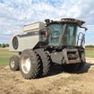 Combine For Sale:  2009 Gleaner R66