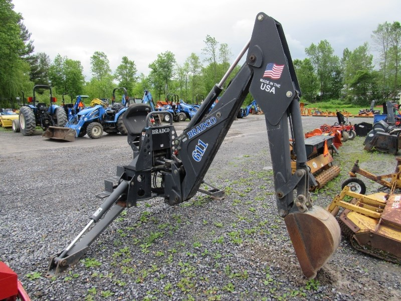 Bradco 611 Attachment For Sale