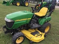 Tractor For Sale:  2009 John Deere 2305 , 24 HP