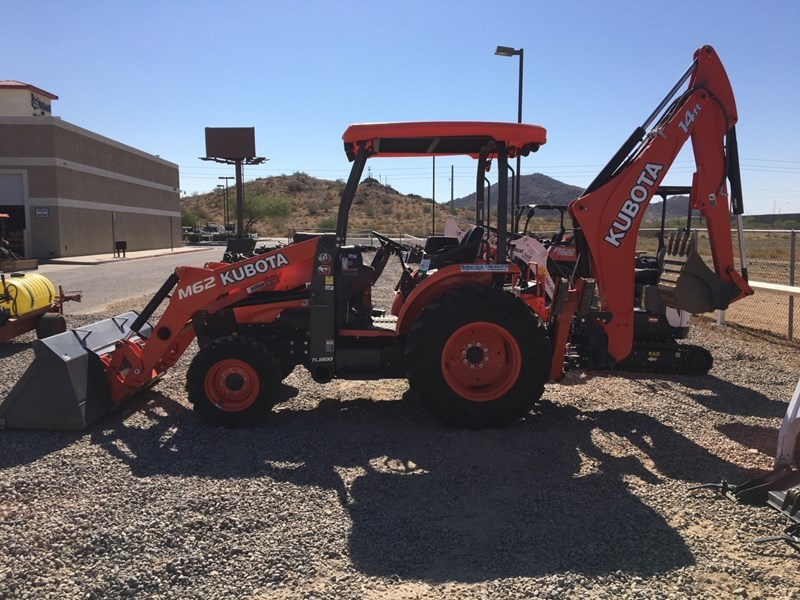 Kubota M62TLB-B Loader Backhoe