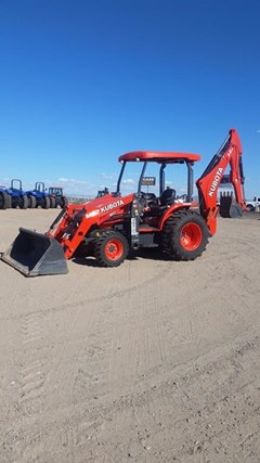 Loader Backhoe :  Kubota M62TLB-B
