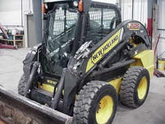 Skid Steer For Sale 2014 New Holland L225 , 74 HP