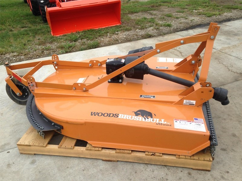 2014 Woods BB60X Rotary Cutter For Sale