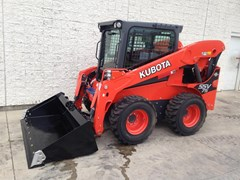 Skid Steer  2016 Kubota SSV75 , 74 HP