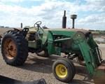 Tractor For Sale: 1967 John Deere 4020, 101 HP