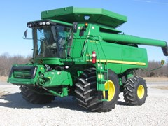 Combine For Sale 2011 John Deere 9870