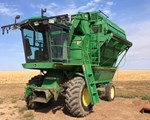 Cotton Stripper For Sale: 1999 John Deere 7455