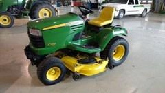 Riding Mower For Sale:  2009 John Deere X700 , 23 HP