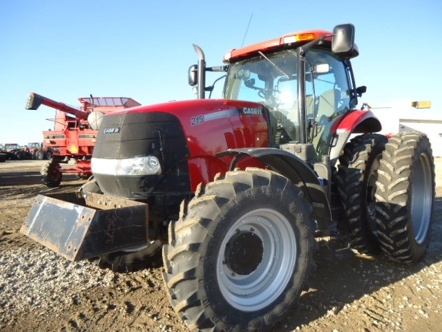 2011 Case IH 215 PUMA Tractor For Sale