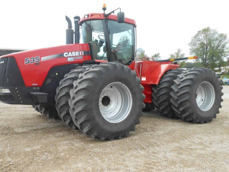 2008 Case IH 535 HD Tractor For Sale