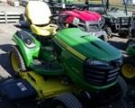 Riding Mower For Sale: 2016 John Deere X730, 25 HP