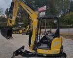 Excavator-Mini For Sale: 2015 Yanmar VIO35, 24 HP