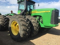 Tractor For Sale:  2007 John Deere 9620 , 500 HP