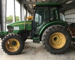 Tractor For Sale: 2007 John Deere 5625, 82 HP