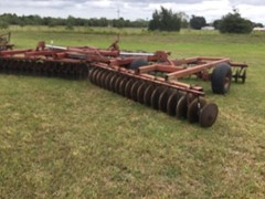 Disk Harrow For Sale:   Case 3950
