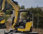 Excavator-Mini For Sale: 2015 Yanmar VIO45, 39 HP