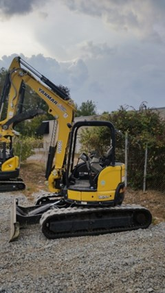 Excavator-Mini For Sale:  2015 Yanmar VIO45 , 39 HP