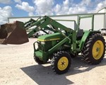 Tractor For Sale: 1997 John Deere 1070, 38 HP