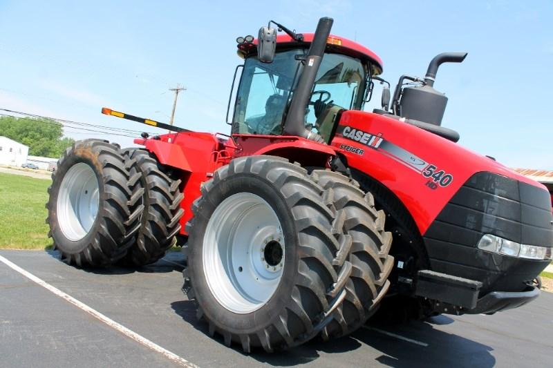 2016 Case IH Steiger 540 Tractor For Sale