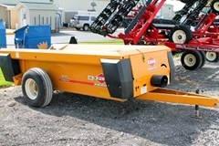 Manure Spreader-Dry/Pull Type For Sale 2009 Kuhn 1215
