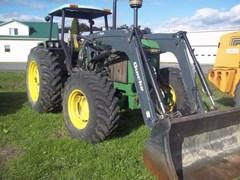 Tractor For Sale:  1990 John Deere 3155 , 95 HP