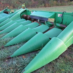 Header-Corn For Sale 2003 John Deere 693