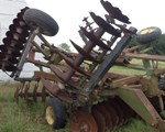 Disk Harrow For Sale: 1992 John Deere 630