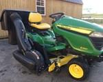 Riding Mower For Sale: 2014 John Deere X360, 22 HP