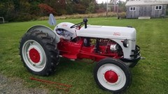 Tractor For Sale:  1947 Ford 2N , 23 HP