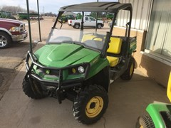 Utility Vehicle For Sale:  2013 John Deere XUV 550 GREEN