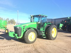 Tractor For Sale 2008 John Deere 8230 , 200 HP