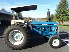 Tractor For Sale:  1987 Ford 5610 , 62 HP