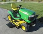 Riding Mower For Sale: 2007 John Deere X740, 24 HP