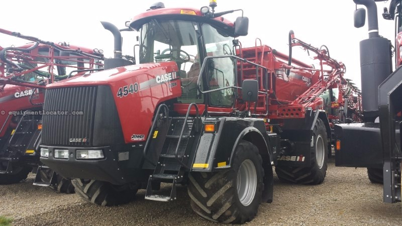 2015 Case IH 4540/810 Floater/High Clearance Spreader For Sale