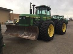 Tractor For Sale:  1983 John Deere 8650 , 290 HP