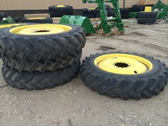 Wheels and Tires For Sale:  2009 John Deere 380/90R46s