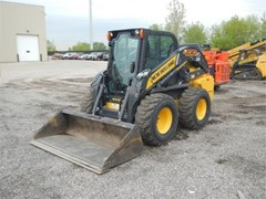 Skid Steer  2015 New Holland L230 , 84 HP