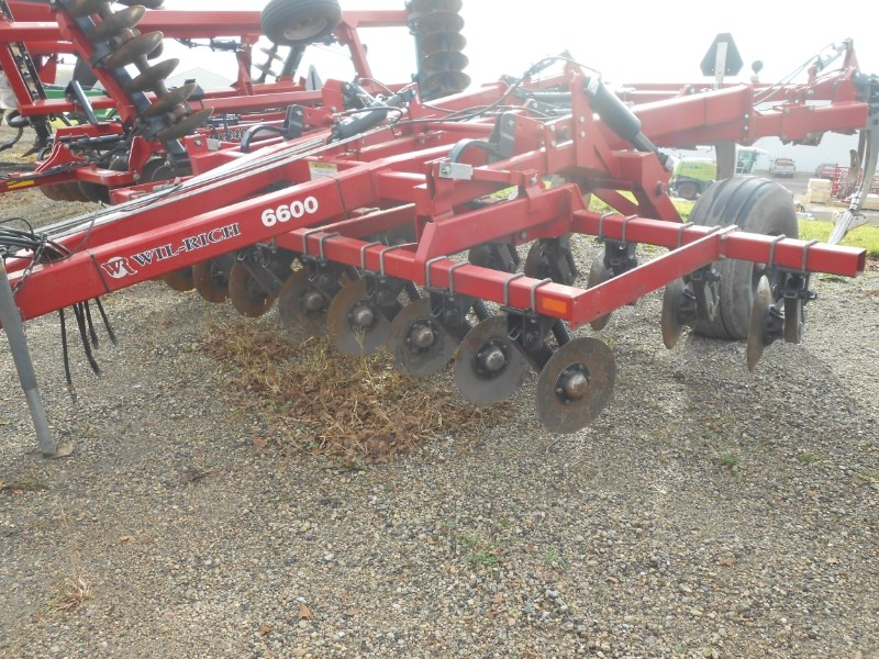 Wil-Rich 6600 12.5 Sub Soiler For Sale