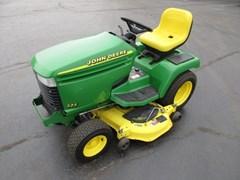 Riding Mower For Sale 2000 John Deere 325 , 18 HP