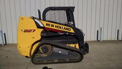 Skid Steer-Track For Sale:  2015 New Holland C227